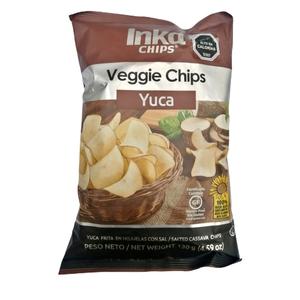 Yuca Frita Inka Chips Salado 130grs (inka chips)
