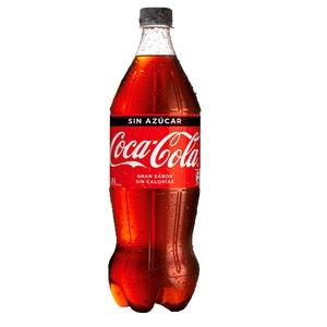 Coca Cola Zero 1,5lts.