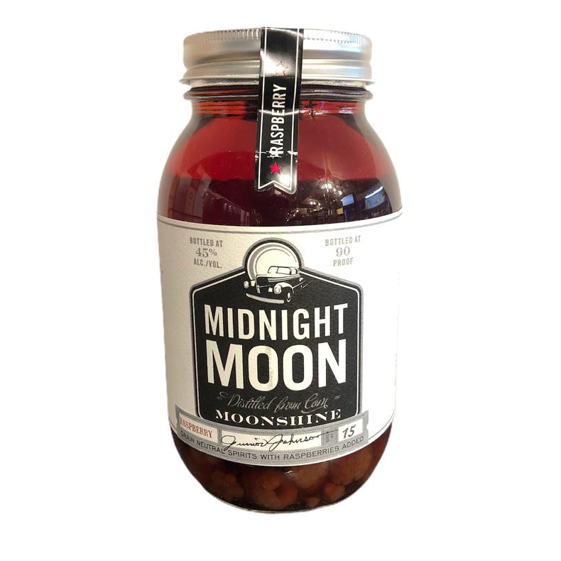 Whisky Midnight Moon Raspberry 750ml (Reinerowines