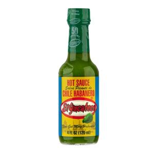Salsa Picante Habanero Verde Yucateco 120ml