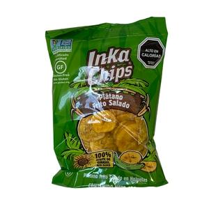 Platano Frito Salado 100 Gr Inka Chips