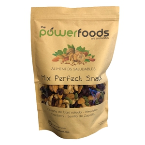 Mix Perfect Snack 5oo Gr (Powerfoods)