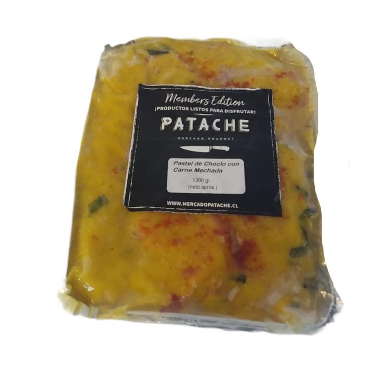 Pastel de Choclo con Carne Mechada 1300gr (PATACHE)