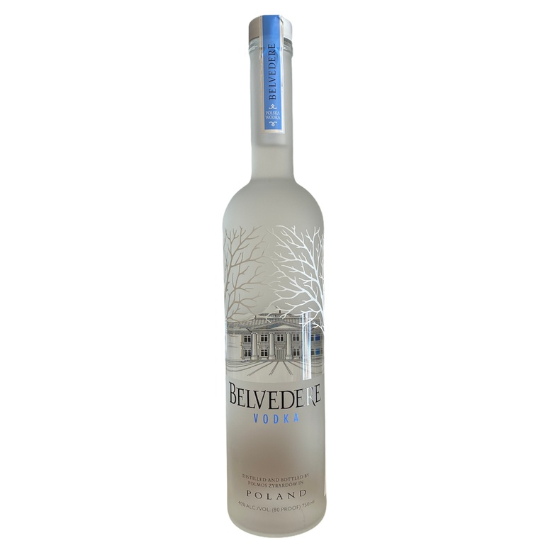 Vodka Belvedere Pure 750ml.. (Premium Brands )