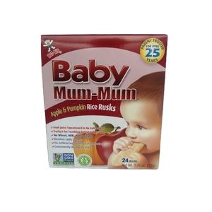 Baby Mum Mum Apple 50gr