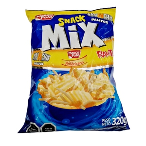 Snack Mix Marcopolo 320 GR