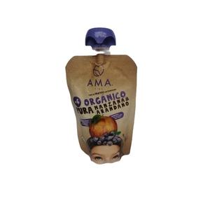 Pure De Fruta Organico Manzana Arandano (LOGO)