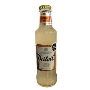 Britvic Ginger Beer 200ml