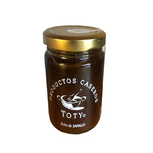 Dulce de Zapallo con Tagatosa 150gr (Toty)
