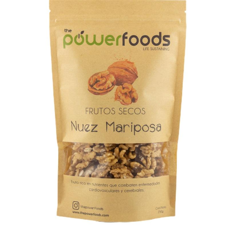Nuez Mariposa 500gr (Powerfoods)