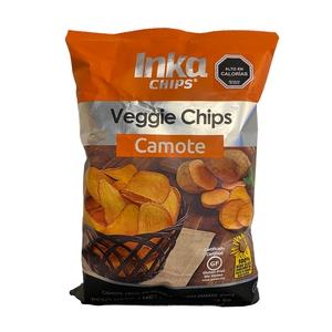 Veggie Chips Camotes 130gr (sabor peruano)