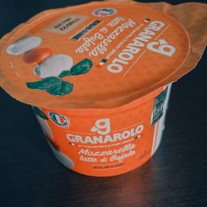 Queso Mozzarella Bufala Ciliegine 125 gr (Granarolo)