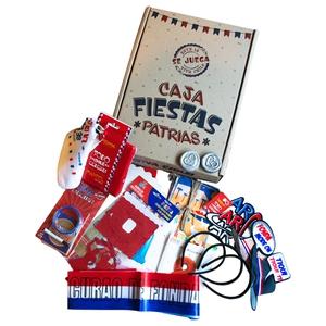 Kit de Fiestas Patrias Premium