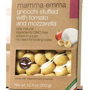 Gnocchi con papas relleno de Tom y queso (Mamma Emma)