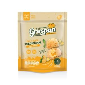 Pan de queso 8 Unidades (Grespan)