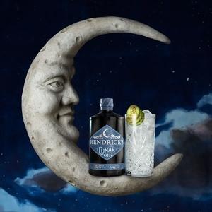 Gin Hendricks  Lunar 700ml