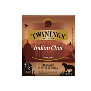 Te Twinings Indian Chai ( Engel)