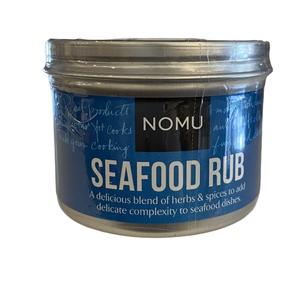 Seafood rub 55gr (Logo)