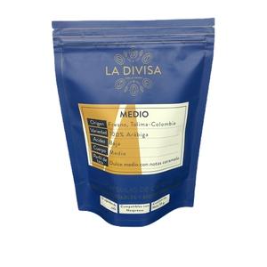 Café La Divisa Medio 10 Capsulas