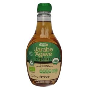 Jarabe de Agave Organico 660gr