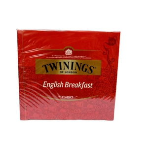 Té Twinings Of London English Breakfast Tea