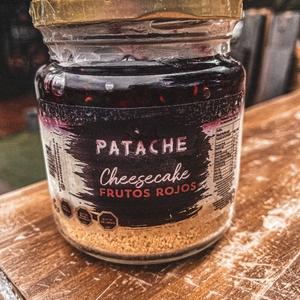 Cheesecake  de Frutos Rojos (PATACHE)