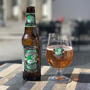 Cerveza Brooklyn Lager Bot  330