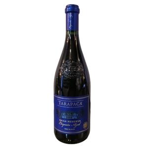 Vino Gran Reserva Tarapacá Etiqueta Azul (San Pedro )