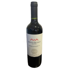 Vino Monte Blanco Cab Sauv 750 ml ( valle secreto)