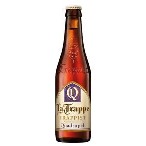 Cerveza La Trappe Trappist Quadrupel 330ml (CHILEBEL)