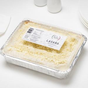 Lasaña Bolognesa y queso (Positano) Mediano