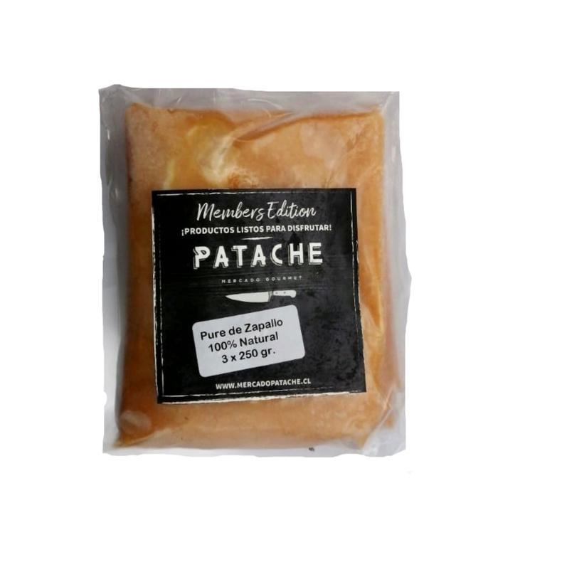 Puré de Zapallo (PATACHE)