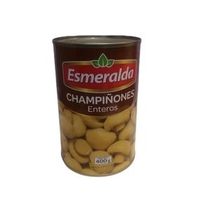 Champiñones Enteros Esmeralda Lata 400 Gr