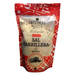 Sal Parrillera Pebre (Cristales De Chile)