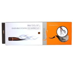 Set Parrillero QB00 (Audioplus)
