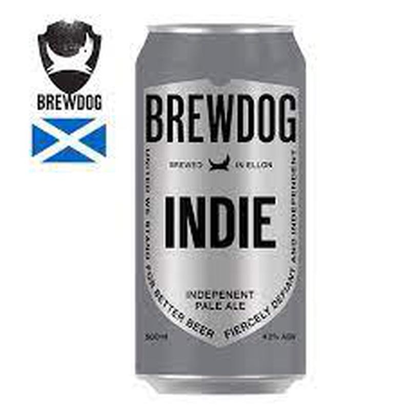 Cervesa Brewdog Indie lata %500