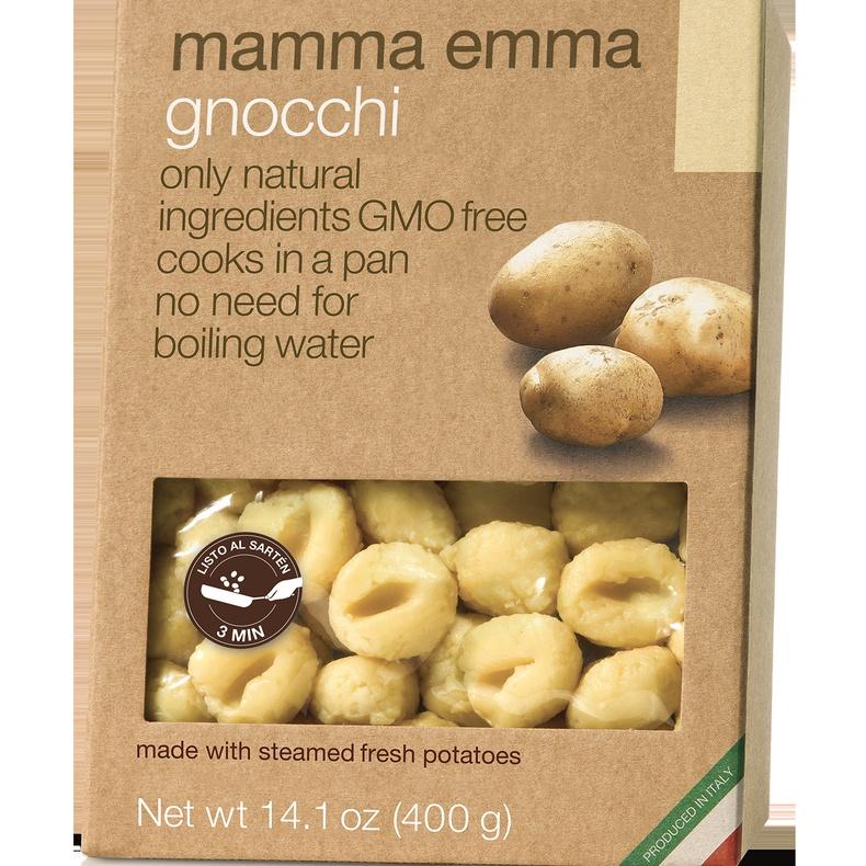 Gnocchi con papas (Mamma Emma)