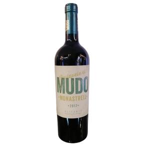Vino Mudo Monastrell (100% Mourvedre) 2014 750cc