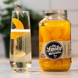 Whiskey Ole Smoky Peaches 750Ml