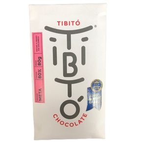 Chocolate Tibito Meta 80%