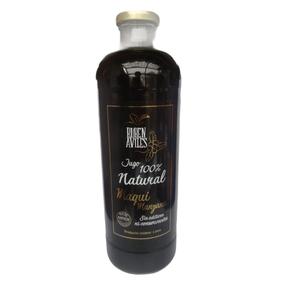 Jugo Natural Maqui Manzana 100% 1Lt (Ruben Aviles)