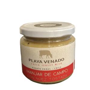 Manjar de campo con nuez 280gr (Playa Venado)