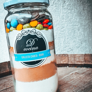 Mix Galletas Choco MyM (d cocina)
