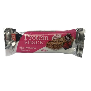 Protein Snack Yoghurt & Berries 15Gr (nutracom)