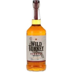 Bourbon wild turkey 750ml