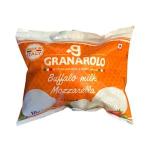 Queso Mozzarella Bufala Frozen 125gr (Granarolo)