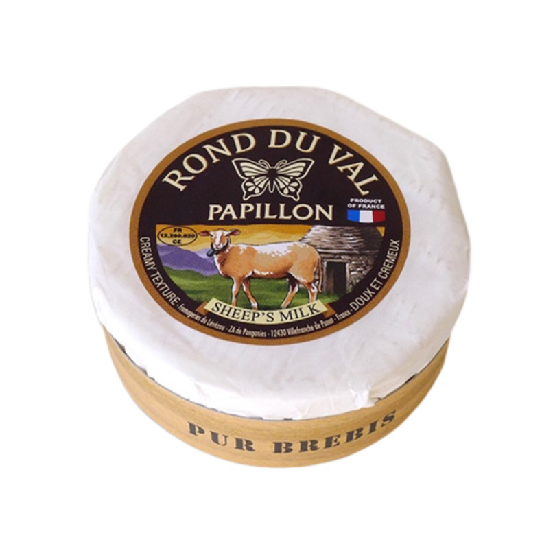 Queso Rond du val