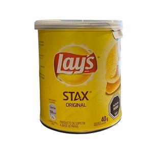 Lays Stax Original 40gr (Evercrips)