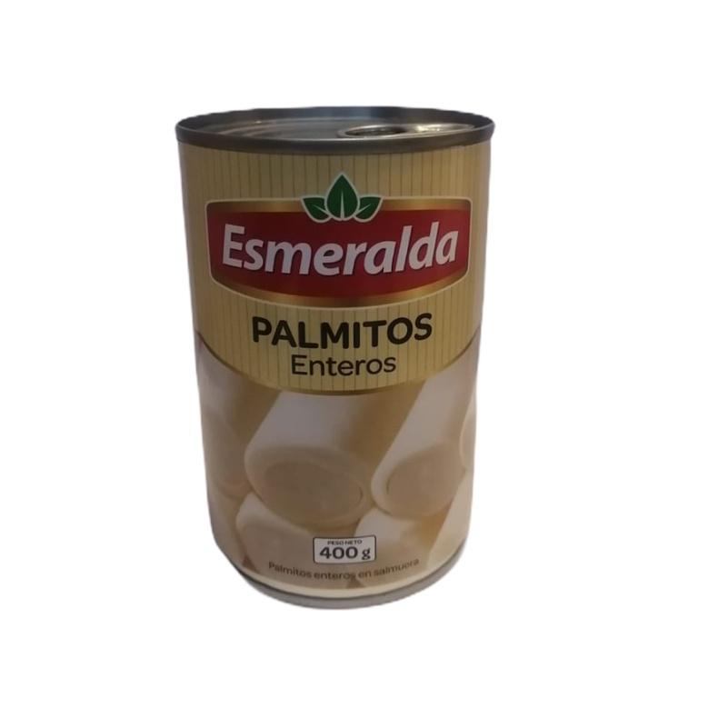 Palmitos Enteros Esmeralda 400gr