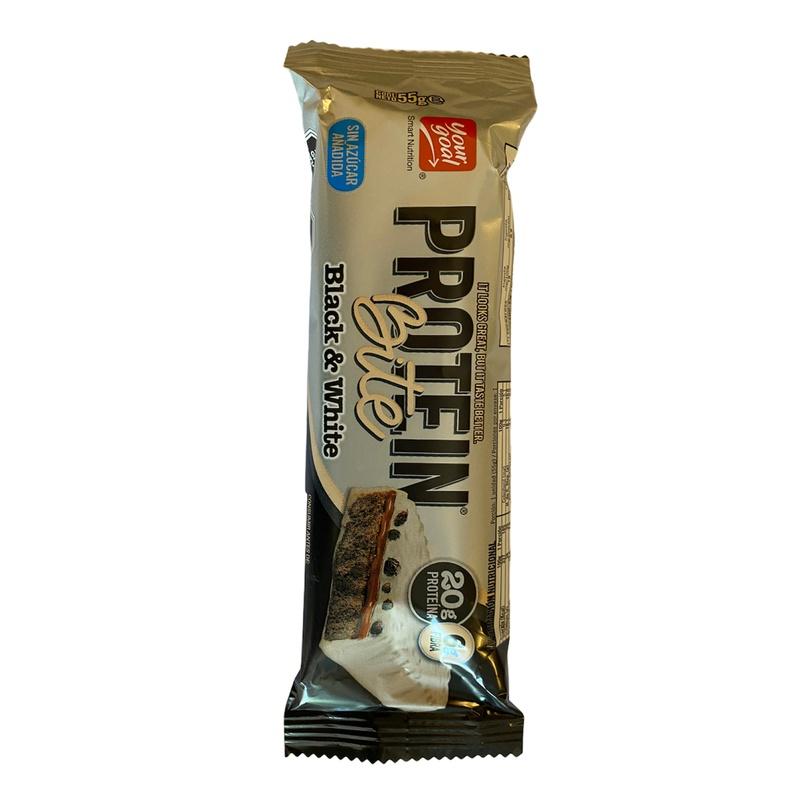 Protein Bite Back & White 55gr Barras